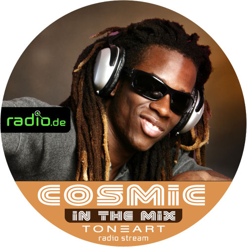 Cosmic In The Mix auf Toneart Radio