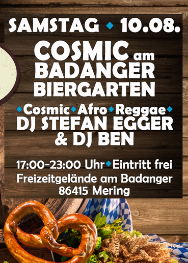 Cosmic am Badanger Mering