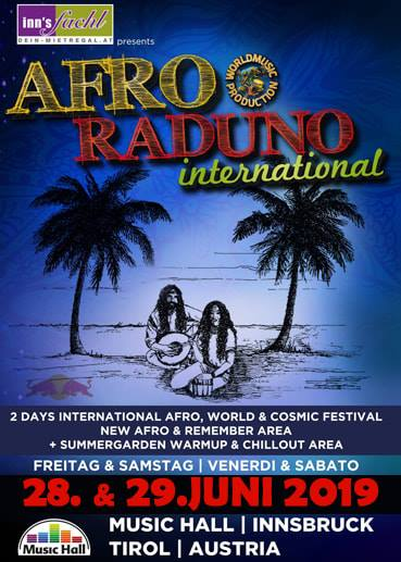 Afro Raduno International Nr. 5